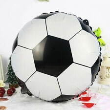 10pcs Football Soccer Foil Balloons Birthday Party World Cup Decoration Supplies