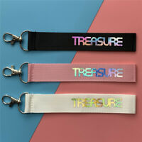Kpop TREASURE Phone Strap Lanyard Pendant Charm Keyring Key Holder