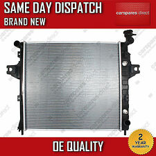 JEEP GRAND CHEROKEE WJ MK2 4.7 V8 4x4 MANUAL/AUTOMATIC RADIATOR 1998>2005 *NEW*