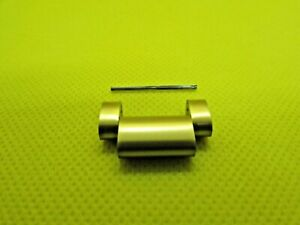REPLACEMENT  YELLOW GOLD  LINK WITH PIN FIT FOR  NIXON 51-30  WATCH BANDS