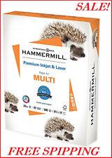 Hammermill Printer Paper, Multipurpose 24 lb Copy Paper, 8.5 x 11, 500 Sheets