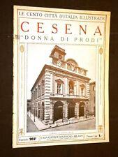Cesena, donna di prodi - Le Cento Città d'Italia illustrate