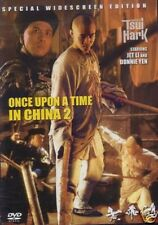Once Upon A Time In China 2---- Hong Kong RARE Kung Fu Martial Arts Action movie