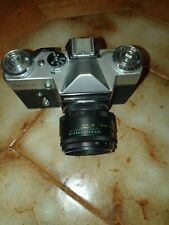 Zenit / Zenith E 35mm SLR Camera Body with Case - Good Condition Works Well