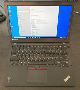 Lenovo ThinkPad X250 i7-5600U 2.6GHz 8GB 512GB SSD - READ CAREFULLY