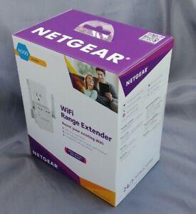(NEW) Netgear Universal Wifi Range Signal Extender Model No. WN3000RPv3