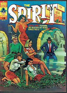 THE SPIRIT  8  NM-/9.2  -  Female Foes issue!