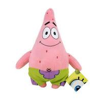 Peluche Patrick classico Spongebob H 30 cm