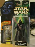 Star Wars The Power of the Force Darth Vader with Lightsaber