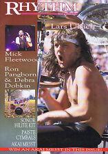 LARS ULRICH / MICK FLEETWOOD / RON PANGBORNRhythmVOL 4 no.6December1988