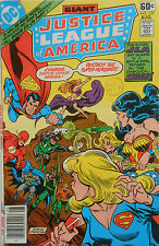 JUSTICE LEAGUE OF AMERICA #157 - AUG 1978 - GIANT - HIGH GRADE! - VFN (8.0)
