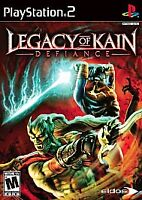 Legacy of Kain: Defiance (Sony PlayStation 2 PS2, 2003)