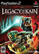 Legacy of Kain: Defiance (Sony PlayStation 2, 2003)DISC ONLY