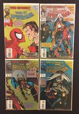 SPIDER-MAN POWER & RESPONSIBILITY #1 - 4 Comic Books SPIDER-MAN #51 Ben Reilly