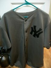 vintage NY Yankees jersey XL Made in USA