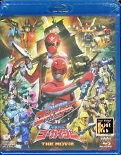 TOKUMEI SENTAI GO-BUSTERS VS. GOKAIGER THE MOVIE-JAPAN Blu-ray L60