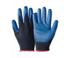 10 Paires de Kcl Sovamech 554 Assemblage Travail Gants Bleu - 9 / Grand