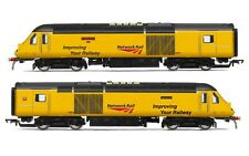 Hornby R3769 Network Rail, Class 43 HST, Power Cars 43013 and 43014