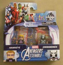 Marvel Minimates Hawkeye & Crossbones Walgreens Series Wave 1