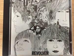 THE BEATLES - Revolver CD EMI Australia Excellent Condition!