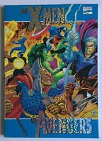 X-Men vs. The Avengers #1 TPB (1993, Marvel)