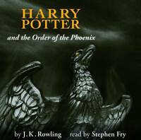 Harry Potter and the Order of the Phoenix, Rowling, J. K., New