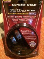 MONSTER CABLE MC 750 HDS  PRECISION  CAVO HDMI 2 METRI
