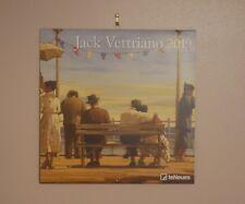 Jack Vettriano 2019 Calendar - Medium.
