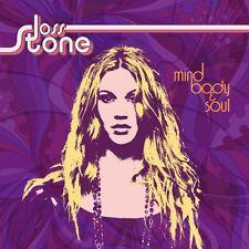 JOSS STONE - MIND BODY & SOUL - CD SIGILLATO 2004
