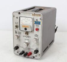 Power Designs 5015a Dc Power Supply 50vdc 15a 75w