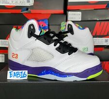 Nike Jordan Retro 5 V Bel Air Alternate Ghost Green White Pink Preschool PS Size