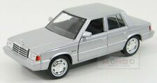 Plymouth Reliant 1983 Silver MotorMax 1:24 MTM73336S Model