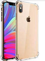 Apple IPhone 11 Case TPU Clear Slim Protective Resistant Transparent HD Cover 💎