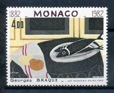 Monaco, 1982r. Mi 1957, Malarstwo.