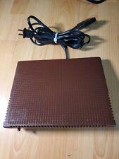 Husqvarna Viking Hvab Sewing Machine Foot Pedal Control Type 411 84 40-12