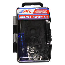 A&R Sports Universal Hockey Helmet Repair Parts Kit w/ Screws Clips Buckles Nuts