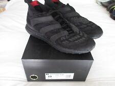 adidas D Beckham Accelerator Ultra Boost AP9870 Men's US 10 UK 9.5 Eur 44 Black