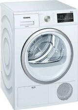 sèche-linge à condensation 60cm 8kg b blanc - siemens