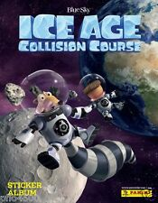 ICE AGE 5 COLLISION COURSE STICKER COLLECTION ALBUM & ALL STICKERS TO COMPLETE