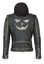 Joker ''The Killing Jacket'' Suicide Squad Black Hot Real Leather Jacket