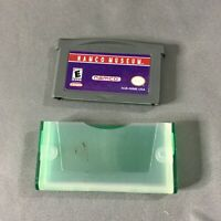 NAMCO MUSEUM - NINTENDO GAMEBOY ADVANCE GAME ONLY