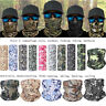 Face Scarf Headwear Covering Snood Sun Neck Tube Gaiter Balaclava Hiking