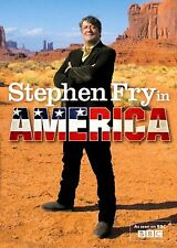 Stephen Fry in America DVD John Paul Davidson Michael  UK Release New Sealed R2