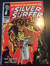 Silver Surfer #3 Marvel Comic Book 5.0