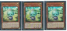 3x Eva sr05-de000, ultra rare, Mint, Allemand, 1 ère Edition, PLAYSET
