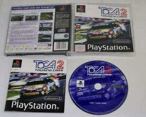 Toca Touring Cars 2 Playstation Video Games VGC FAST POST