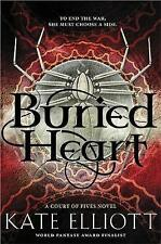 NEW Buried Heart (Court of Fives) by Kate Elliott