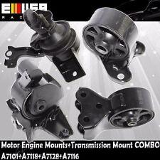 4PCS Motor&Trans Mount Kit  for 01-06 Hyundai Elantra GT/ GLS  Auto