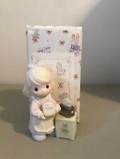 Precious Moment Figurine - C0017 - A Special Toast To Precious Moments