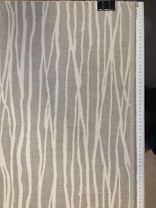 UNDULATED STRIPE Furnishing Fabric in NATURALS - 2710mm - Mixed